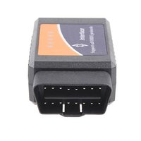 Wholesale S5Q Bluetooth Diagnostic Interface Scan Scanner ELM327 Mini OBD2 OBDII V1 New AAAALK