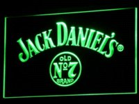 Wholesale a129 Jack Daniel s Whiskey LED Neon Sign neon light sign neon bud light sign signs cold