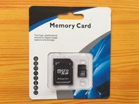 Wholesale Cheap Memory card Class10 UHS Micro SDXC TF Flash Memory Card for Samsung Galaxy Note5 S6 HTC Smart Phones