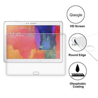 Wholesale Qiaogle Anti explosion Tempered Glass Screen Protector Ultra Hard For Samsung Galaxy Tab Pro T520 inch Premium Screen Protector