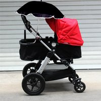 baby stroller parasol - Baby Stroller Accessories Umbrella Colorful Kids Children Pram Shade Parasol Adjustable Folding For Chair