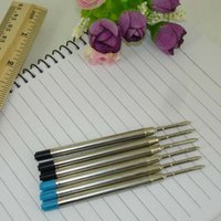 ballpoint refill sizes - Metal PK style Ballpoint refill Standard size Writing Lead size mm Office Stationery Accessories School Pen Parts