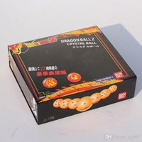 Wholesale 4 CM CM New In Box DragonBall Stars Crystal Ball Set of Dragon Ball Z Balls Complete set