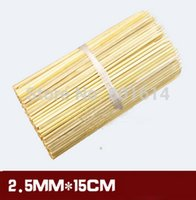 bamboo skewer - mm cm Bamboo Wooden BBQ Party Skewers Disposable Sticks BBQ tools natural BAMBOO SKEWERS Barbecue Stickers