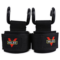 Wholesale 1 Pair Dumbbell Steel Weight Lifting Power Clasps Grip Hook Support Straps Anti skid Gym Training Gloves