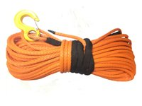 accessories for utv - mm x meters winch rope for ATV UTV electric winch x4 off road accessories