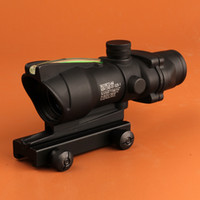 Wholesale Hunting Tactical Trijicon ACOG Style X32 Sight green Optics with for rifle scope