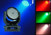 Wholesale 108 W RGBW led moving head professional stage light bar for the club
