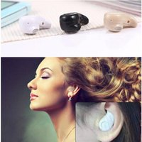 Wholesale Mini Bluetooth Headset Light Wireless Stealth Earplugs Type S530 Super Headset Music answer call For any phone