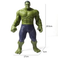 Wholesale Marvel Heros cm The Avengers Hulk PVC Action Figures Collectible Toy quot CM Retail Box