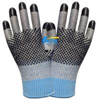 aramid gloves - Cut Resistant Work Glove Stainless Steel Gloves Aramid Fiber Labor Glove HPPE Anti Cut Safety Glove