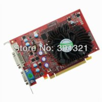 Wholesale 100 NEW NVIDIA GeForce GS MB BIT DDR2 PCI Express x16 D Games Graphics Card with tracking number