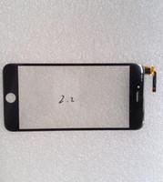 Wholesale QK V77 D Black original china andriod smartphone QK V77 D touch Screen Glass Digitizer QK V77 D qk v77 d