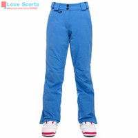 Wholesale Newest High Quality Winter Ski Pants Outdoor Sports Fashion Women Trouser Thicak Warm Colors Waterproof Pants