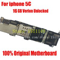 Wholesale good working full Function Original Motherboard Unlocked Mainboard With full function Chips for iPhone C GB