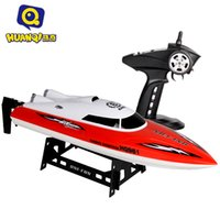 Wholesale Remote control boat rc boat speedboat large electric child toy ship model yacht