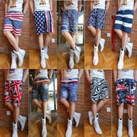 american swimming - Men Quick Dry Beach Pants Boardshorts Surf Shorts Beach Board Shorts swimming shorts Free Size multiple color
