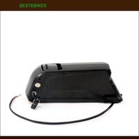Wholesale V AH E Samsung Panasonic new tube battery for ebike kit