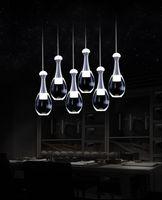 Cheap 15 ~ 20sq.m LED Pendant lamp Best CCC 25 Inch & Above perfume bottle Pendant Lamp