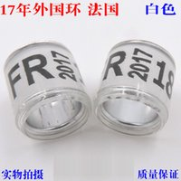 Wholesale Pigeon Foot Ring Rings suppliers NL FR UA Hongkong Taiwan Iraq DV BELG GB Japan