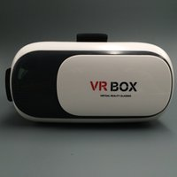 Wholesale 2016 cardboard VR BOX Version VR Virtual Reality D Glasses For Smartphone Hotest D Virtual Reality Glasses