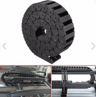 Wholesale 15mm x mm Nylon Towline Drag Chain Wire Carrier Engraving Machine Accessory