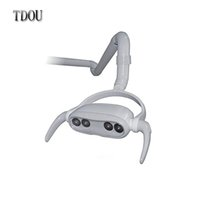 Wholesale TDOU Dental LED Oral Light Lamp For Dental Unit Chair CX249 ceiling type oral light