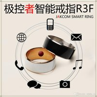 Wholesale JAKCOM R3F NFC Magic Wear Smart Ring waterproof dustproof fallproof For Android Windows Mobile Phone wearable magic small ring