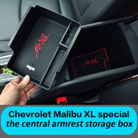 auto storage accessories - for chevrolet malibu xl special the central armrest storage box for chevrolet car interior accessories stowing box auto oranizer boxs