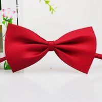 Wholesale Dog Neck Tie Dog Bow Tie Cat Tie Pet Grooming Supplies Pet Headdress Flower ZD048A