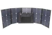 12v solar panel - 100W V Light weight foldable fabric solar panel Foldable Portable PowermaxIQ Technology