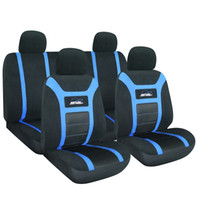 audi sizes - Anti Fade Car Seat Covers for Jeep Anti Dirt Universal Size Sporty Style Front Car Accessories for Audi
