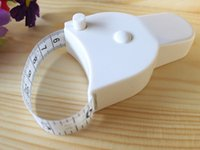 Wholesale Hot selling useful Accurate Diet Fitness Caliper Measuring Body Waist Tape Measurer