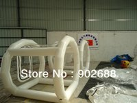 Wholesale New arrvail inflatable bubble transprent Tent whole retail inflatable bubble tent Crazy price