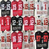 barrett orders - Buckeyes Zeke Elliot Braxton Miller C JOES J T Barrett Joey Bosa Men s College Football Jerseys Mix Orders