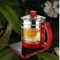 automatic electric kettle - KAMJOVE Intelligent curing pot HT automatic coffee pot tea stove body electric kettle