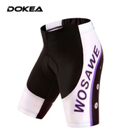 Wholesale Women Summer Cycling Shorts Gel Padded summer style Riding Shorts MTB Mountain Bike Bicycle Shorts bermuda ciclismo Sportwear