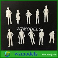 architectural scale models - 100pcs white figure cm high scale for architectural model building