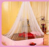 Wholesale Domes nets Ceiling Princess Hanging Domes mosquito net factory direct multicolor optional camping Mosquito Encryption Domes mosquito net
