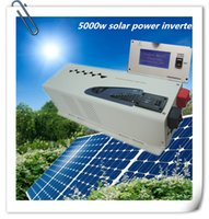 ac frequency controller - Factory Sell LCD remote controller caravan inverter v to v w low frequency dc ac inverter