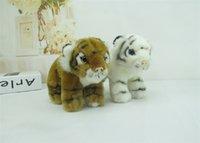 bengal tigers - Plush animal toys Tiger Bengal tiger stuffed and soft animal toys kid dolls cm