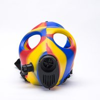 Cheap Mask Bong Gas Mask Best Silicone Mask dab rig