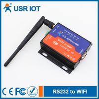 Wholesale USR WIFI232 V2 Serial RS232 to Wireless Wifi Server Embedded Wifi Module