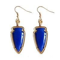 arrowheads for sale - Kendra Scott Brand Jewelry Geometric Arrowhead Earrings Hot Sale Chandelier Earrings Colors Kendra Scott Earrings for Women