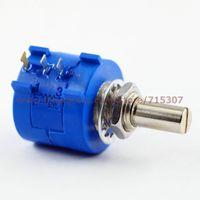 adjustable wirewound resistor - S rotary wirewound precision potentiometers adjustable resistor K turns