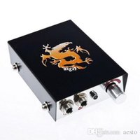Wholesale Details about Tattoo Starter Kit Machine Gun Color Inks Power Supply Complete Set G9 E701