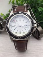 auto store ii - satisfied store luxury brand watches men superocean ii herie watch leather strap watch automatic mechanical watch mens wristwatches