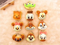 Wholesale new original package rare squishy brand squishy phone charm style cell phohe Strap wholesales Squishies