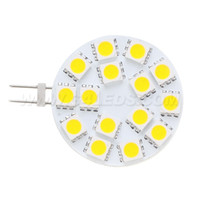 accent spot lights - 15 Led SMD Dimmable G4 Lamp AC DC10 V Car Boat Camper Spot Accent Lighting Home and