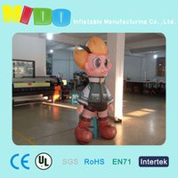 advertising moving cartoon - inflatable cartoon model advertising exhibition inflatable moving cartoon site landscape layout props inflatble cartoon